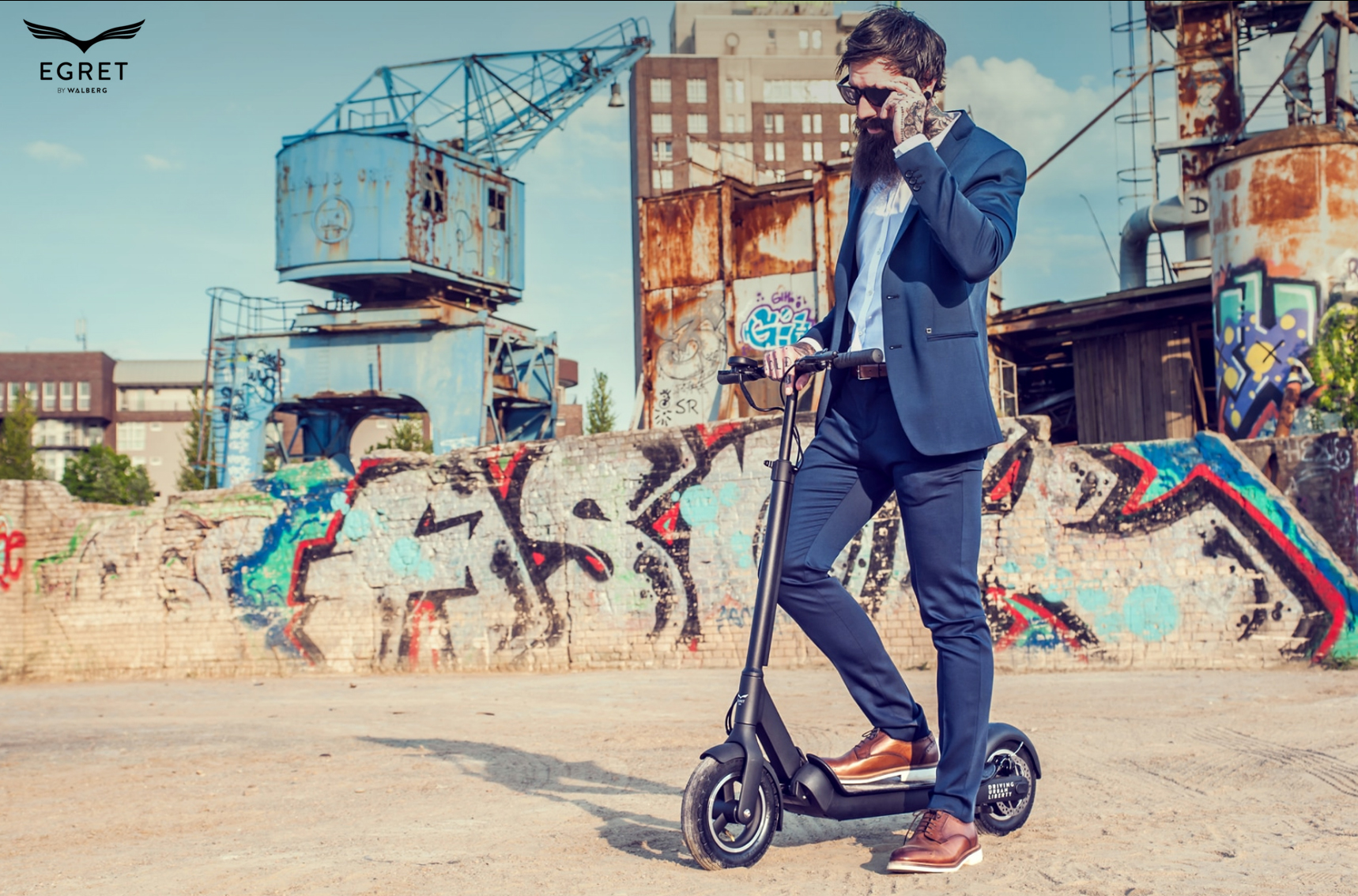 WALBERG URBAN ELECTRICS - Electric Scooters - UK Approved Stockist - Mi- Scooter - UK - Nottingham - East Midlands