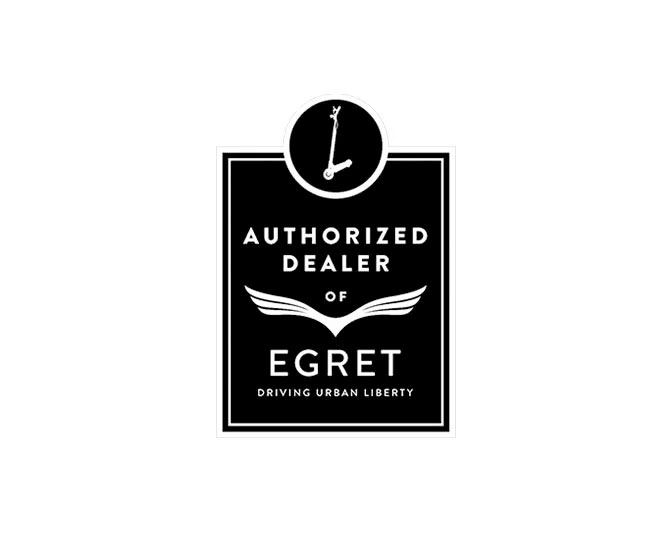 Egret - Urban E Scooter Approved Reseller TTW