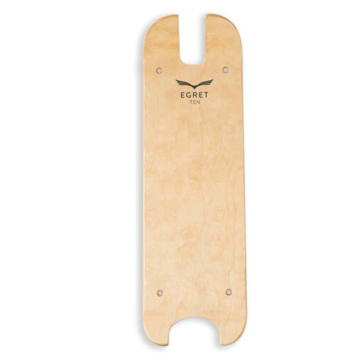 Egret 10 Deck Wood