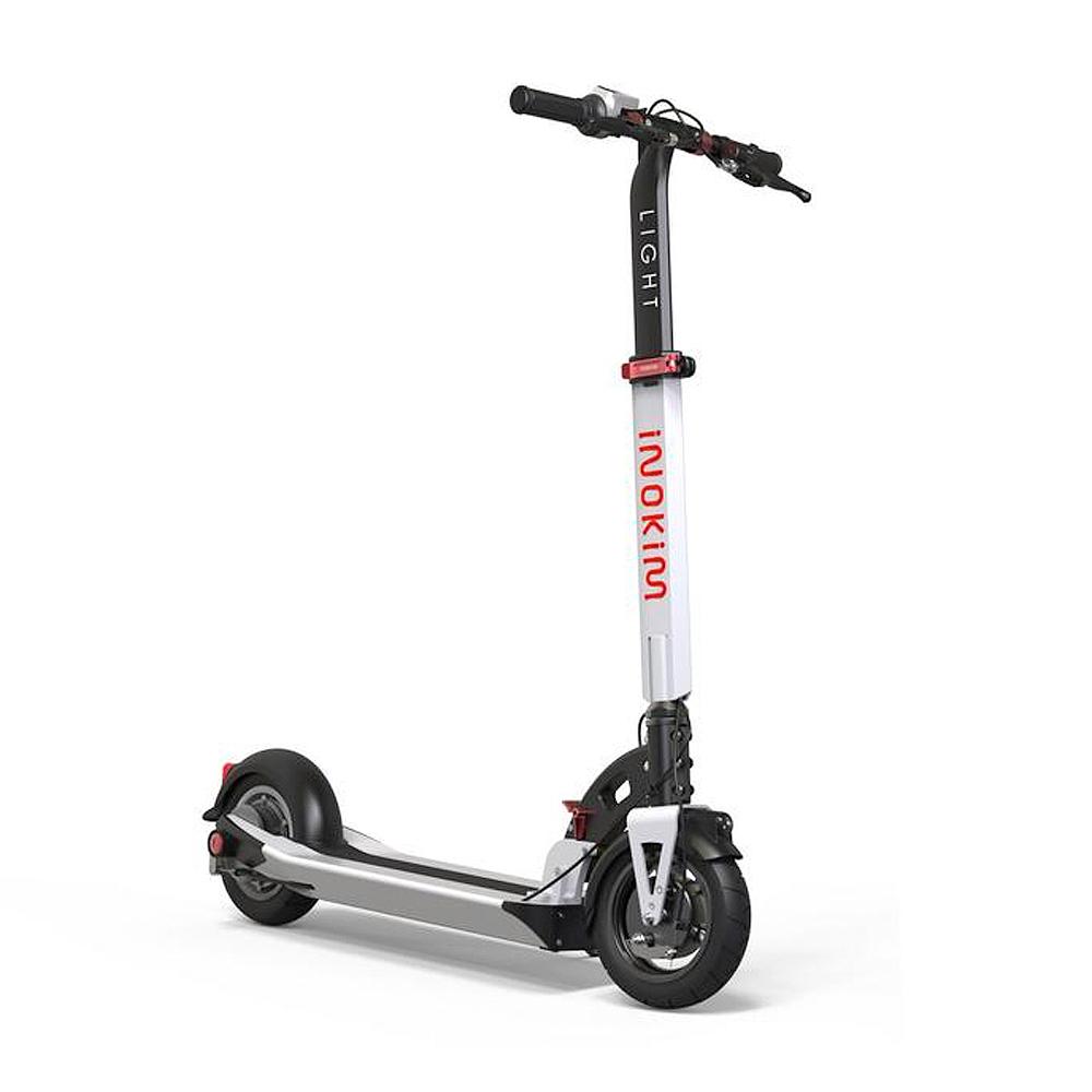 inokim light 2 White - Mi Scooter UK - East Midlands - Authorised UK Sales