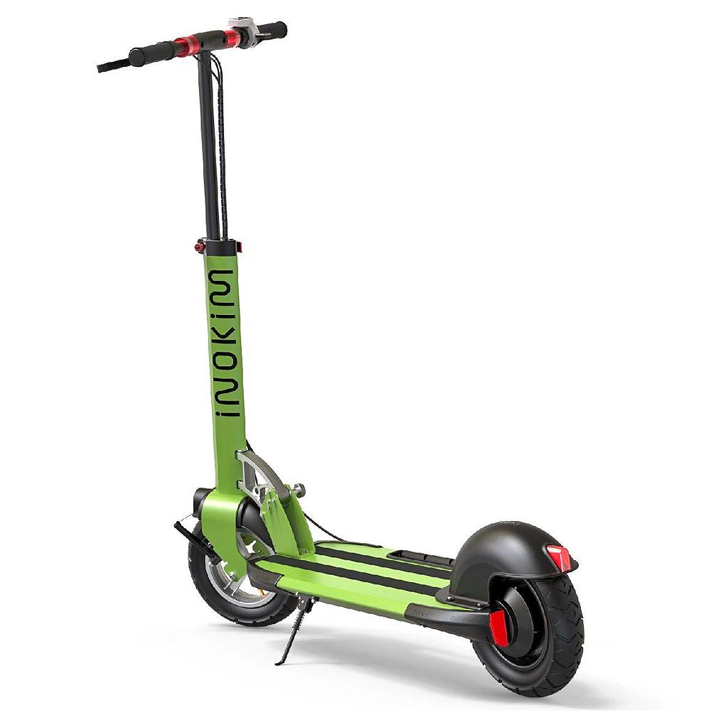 INOKIM QUICK 3 + Green - Mi Scooter UK - East Midlands - Authorised UK Sales