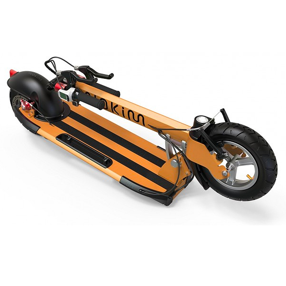 INOKIM QUICK 3 + Orange - Mi Scooter UK - East Midlands - Authorised UK Sales