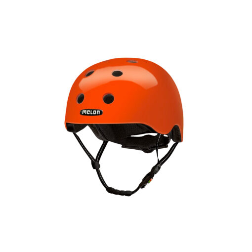 E Scooter Helmet Urban Active Rainbow Orange - Melon Helmets