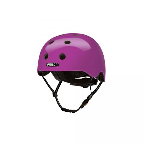 Scooter Helmet Urban Active Rainbow Purple - Melon Helmets