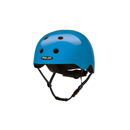 E Scooter Helmet Urban Active Rainbow Blue - Melon Helmets