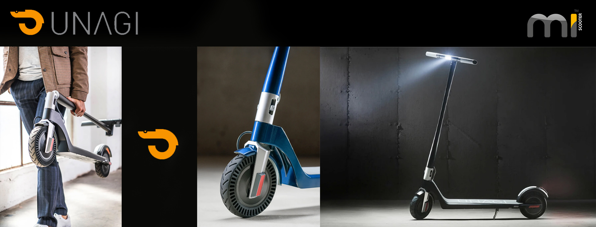 Unagi Electric Scooters - UK Approved Supplier- East Midlands - Nottingham - Derby - London