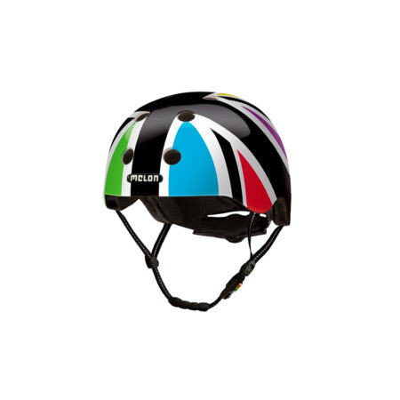 Scooter Helmet Urban Active Union Jack Harleki - Melon Helmets