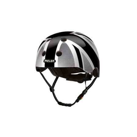 Scooter Helmet Urban Active Union Jack Harlekin - Melon Helmets
