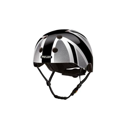 Scooter Helmet Urban Active Union Jack Harlekin - Melon Helmets