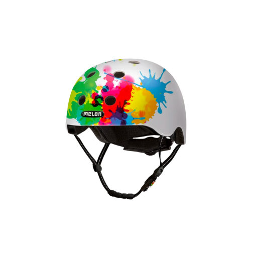 E Scooter Helmet Urban Active Coloursplash - Melon Helmets