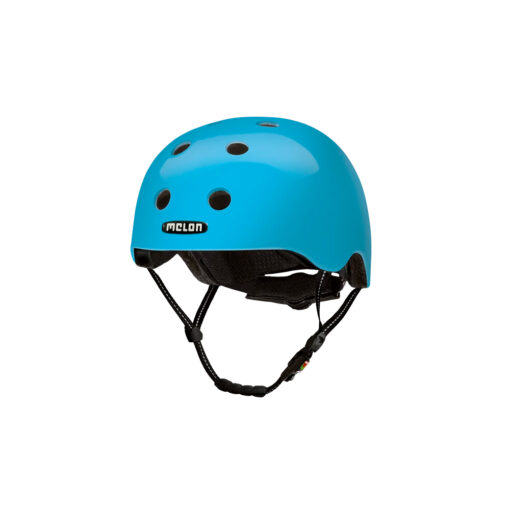 E Scooter Helmet Urban Active Cyaneon Gloss - Melon Helmets