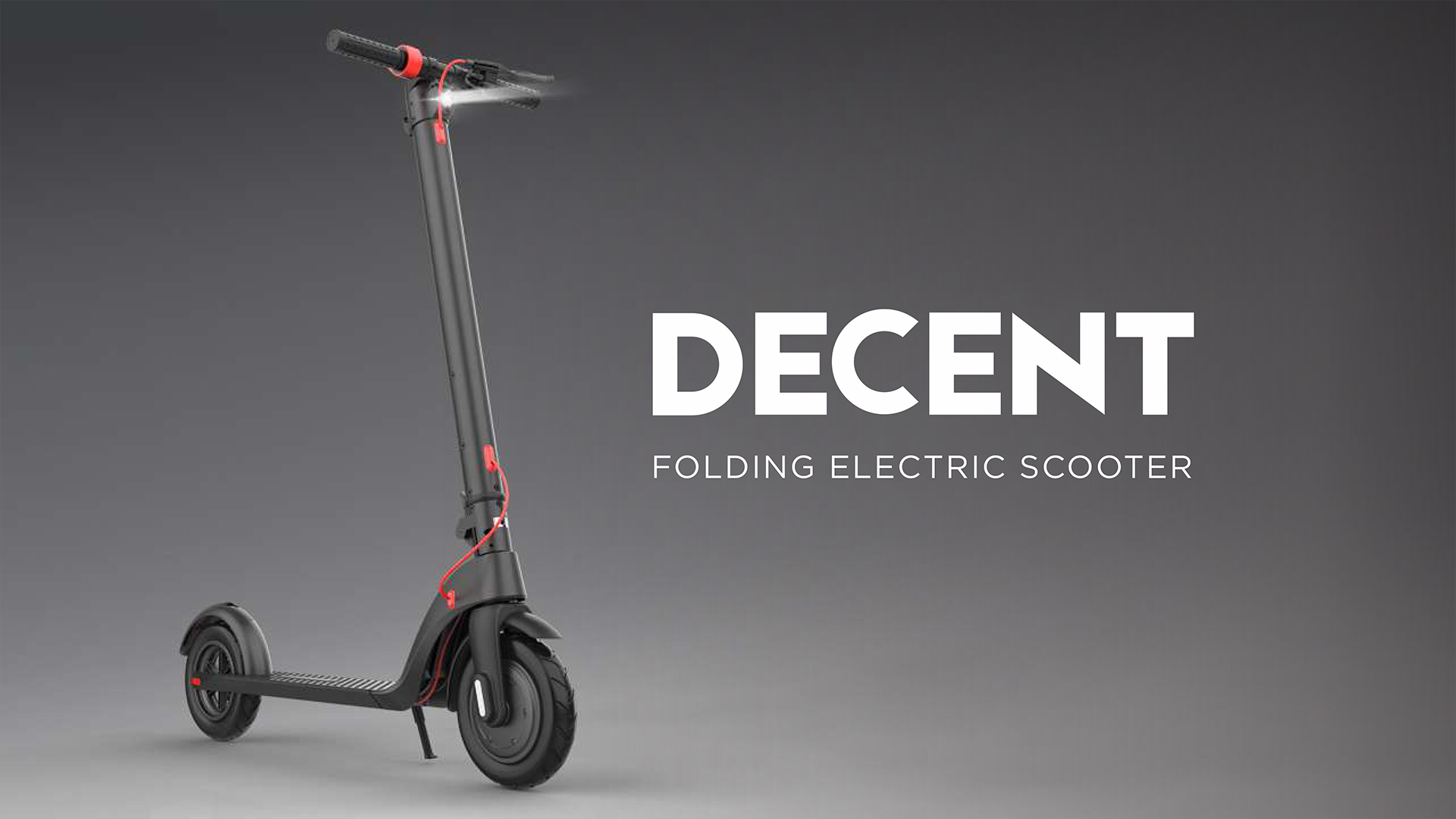 Decent X7 - E Scooter - Mi- Scooter