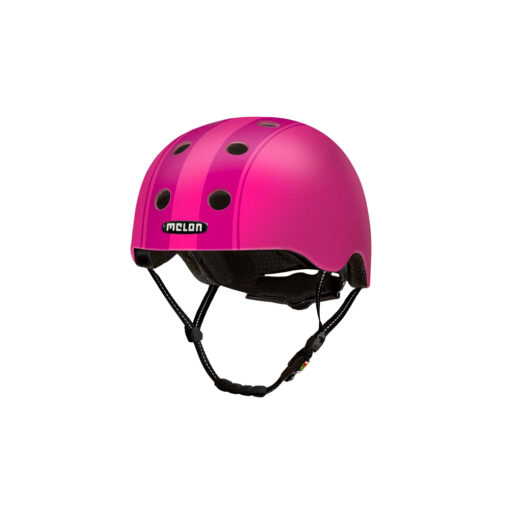 E Scooter Bicycle Helmet Urban Active Decent Double Purple - Melon helmets