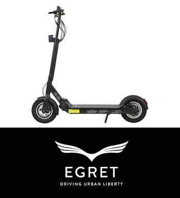 EGRET - Electric Scooter UK Sales - Nottingham - East Midlands