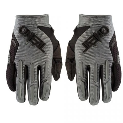 O'Neal Element Gloves Grey E Scooter - Mi-Scooter