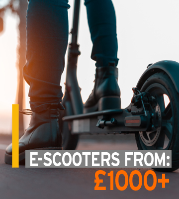 Electric Scooter From £1000