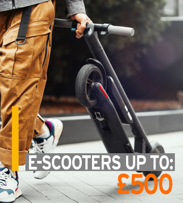E Scooters Up To ?500 - Mi-Scooter UK - Nottingham - Derby - Leicester - London