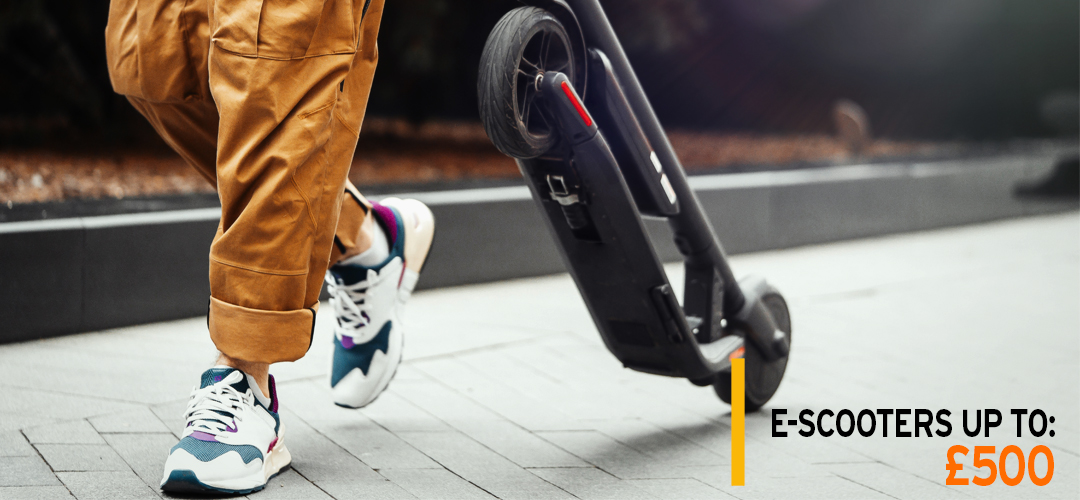 Electric Scooters up to £500 - UK Sales - Segway Ninebot - Inmotion - Reid - Inokim