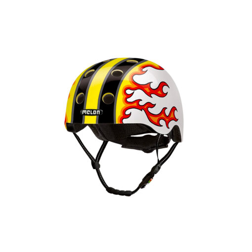 E Scooter Helmet Urban Active Fired Up - Melon Helmets