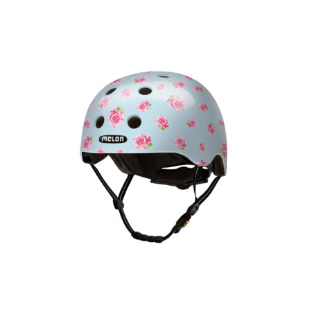 E Scooter Helmet Urban Active Flying Roses - Melon Helmets