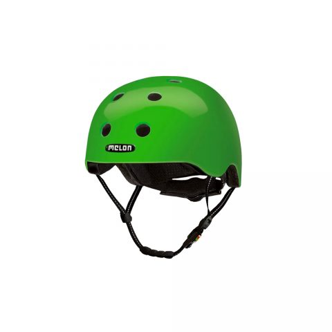 E Scooter - Bicycle Helmet Urban Active Greeneon Melon Helmets
