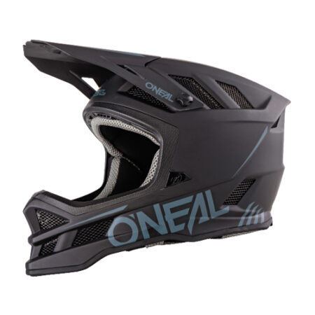 O'Neal Polyacrylite Helmet Solid Black - E Scooter