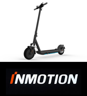 INMOTION - Electric Scooter UK Sales - Nottingham - East Midlands