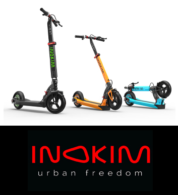 INOKIM - Electric Scooter UK Sales - Nottingham - East Midlands - Specialist Dealer