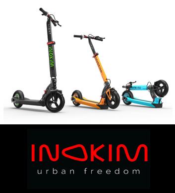 INOKIM - Electric Scooter UK Sales - Nottingham - East Midlands - Specialist Dealer