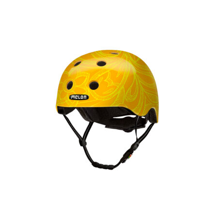 E Scooter Helmet Urban Active Mellow Yellow - Melon Helmets