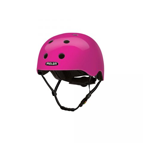 E Scooter Helmet Urban Active Pinkeon Glossy - Melon Helmets