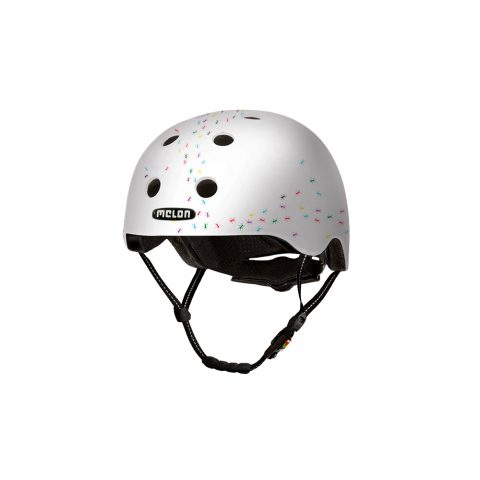 E Scooter - Bicycle Helmet Urban Active Pop Ants - Melon Helmets