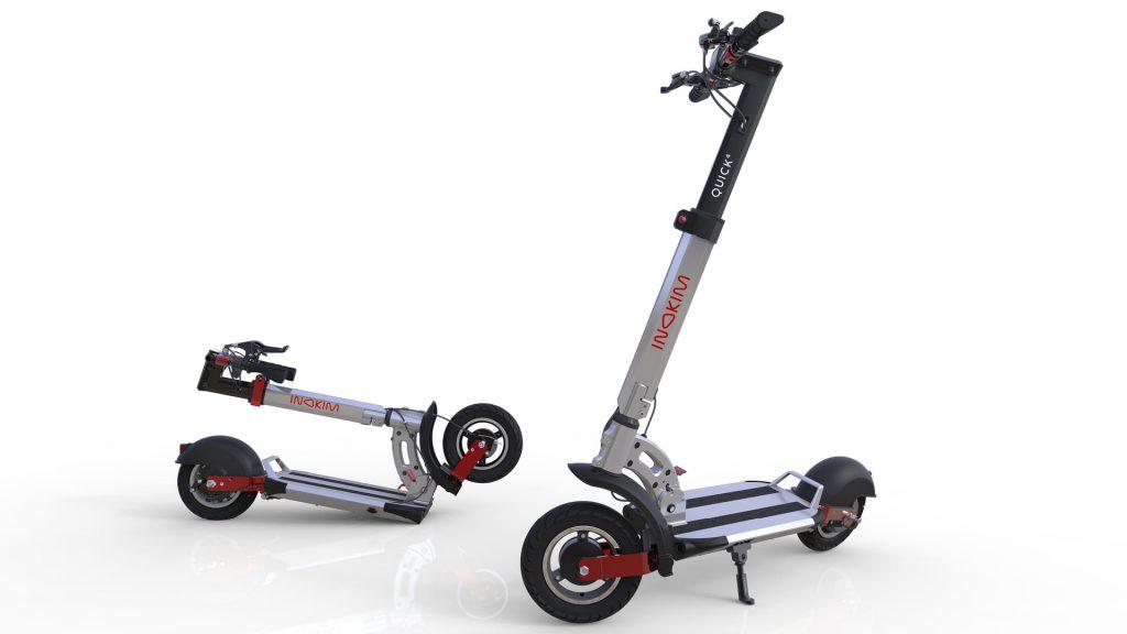Inokim Quick 4 - Mi Scooter