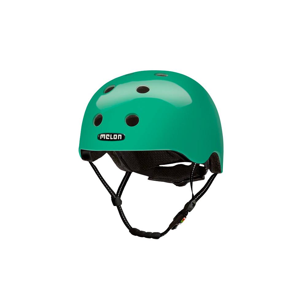 E Scooter Helmet Urban Active Rainbow Green - Melon Helmets
