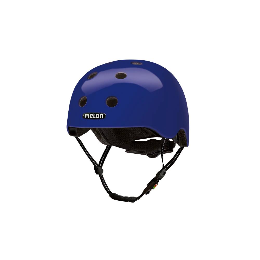 E Scooter Helmet Urban Active Rainbow Indigo - Melon Helmets