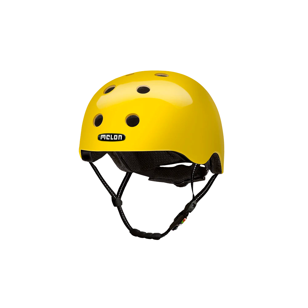 E Scooter Helmet Urban Active Rainbow Yellow - Melon Helmets