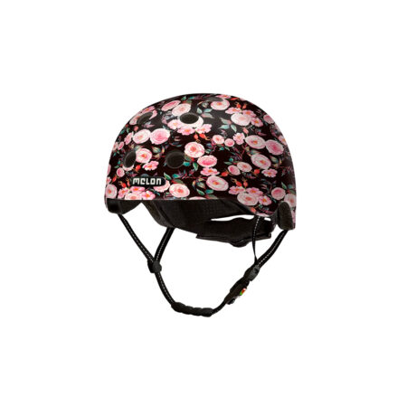 E Scooter Helmet Urban Active Rose Garden - Melon Helmets