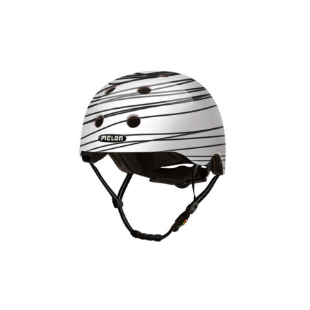E Scooter Helmet Urban Active Scribble - Melon Helmets