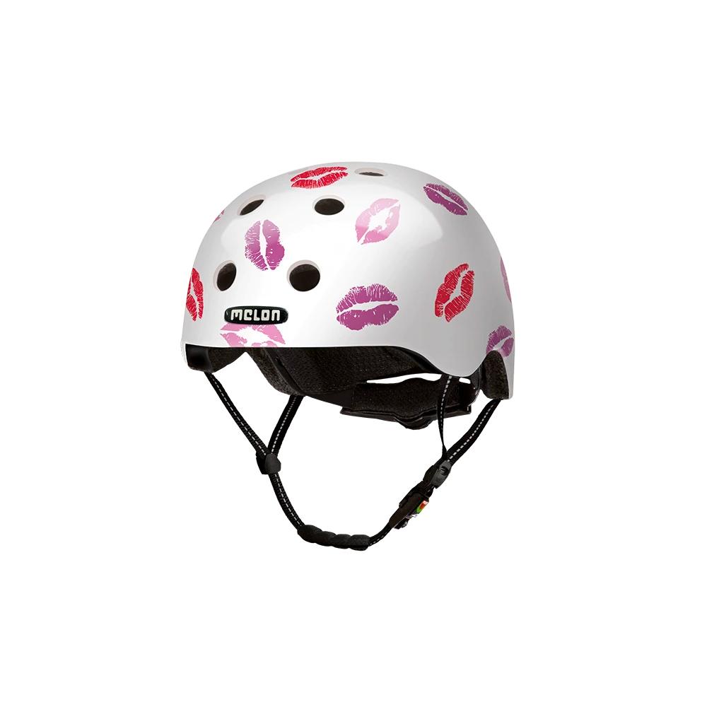 E Scooter Helmet Urban Active Smoochy - Melon Helmets