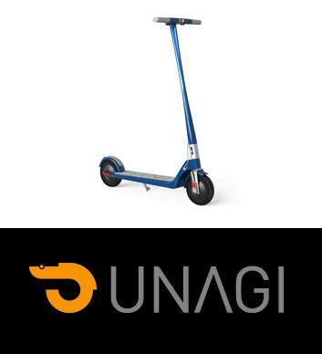 UNAGI - Electric Scooter UK Sales - Nottingham - East Midlands