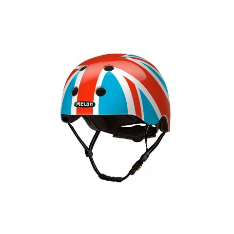 E Scooter Helmet Urban Active Union Jack Summer Sky - Melon Helmets
