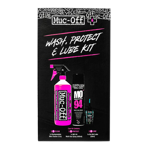 Muc-Off - WASH PROTECT & LUBE KIT - E Scooter