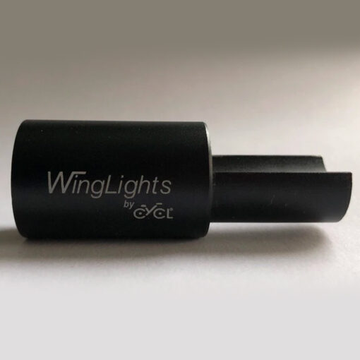WINGLIGHTS ADAPTOR FOR ELECTRIC SCOOTERS