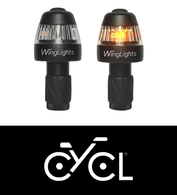 WingLights - Electric Scooter lights - Indicators