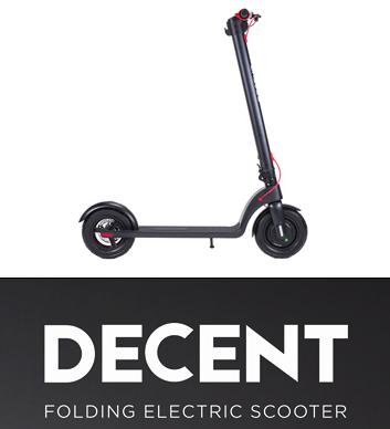 Decent - E Scooters - EX7 - Mi Scooter