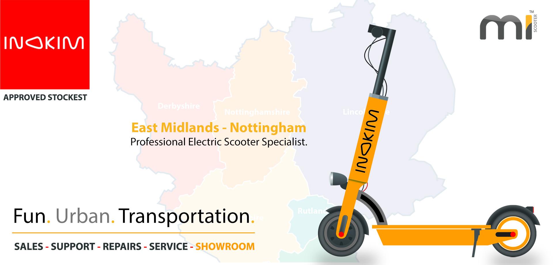 Inokim UK | East Midlands Specialist - Sales - Service - Support - Repairs - Showroom