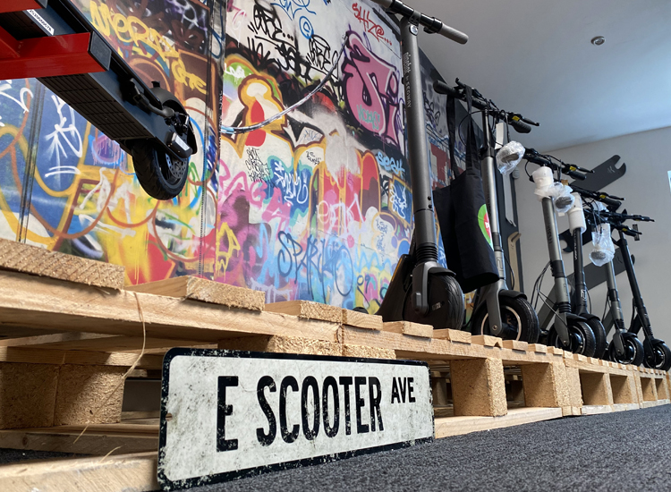Mi Scooter - Showroom - East Midlands