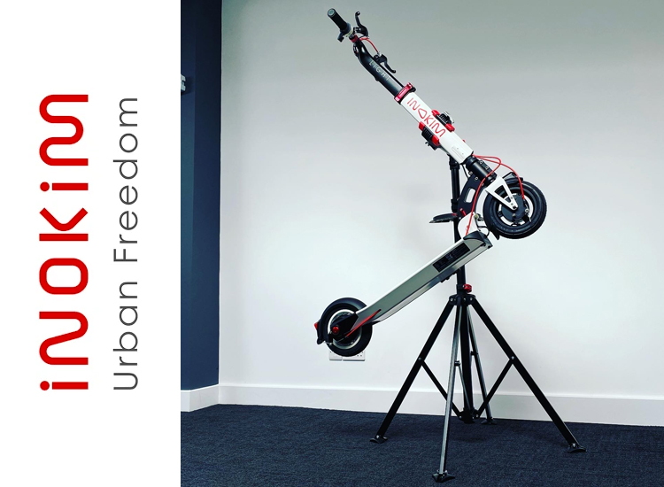 Mi Scooter Showroom - East Midlands - Nottingham - Inokim Specialist