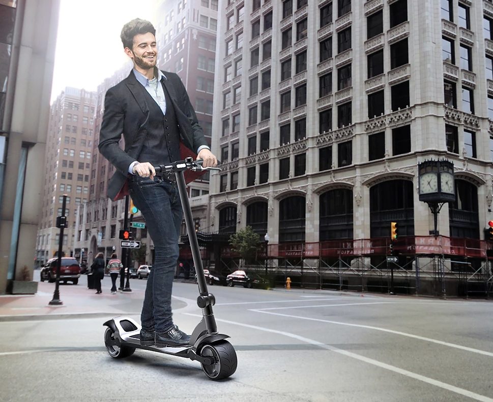 Mercane WideWheel Pro - Mi Scooter - Electric Scooter