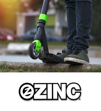 Zinc Kids E Scooters